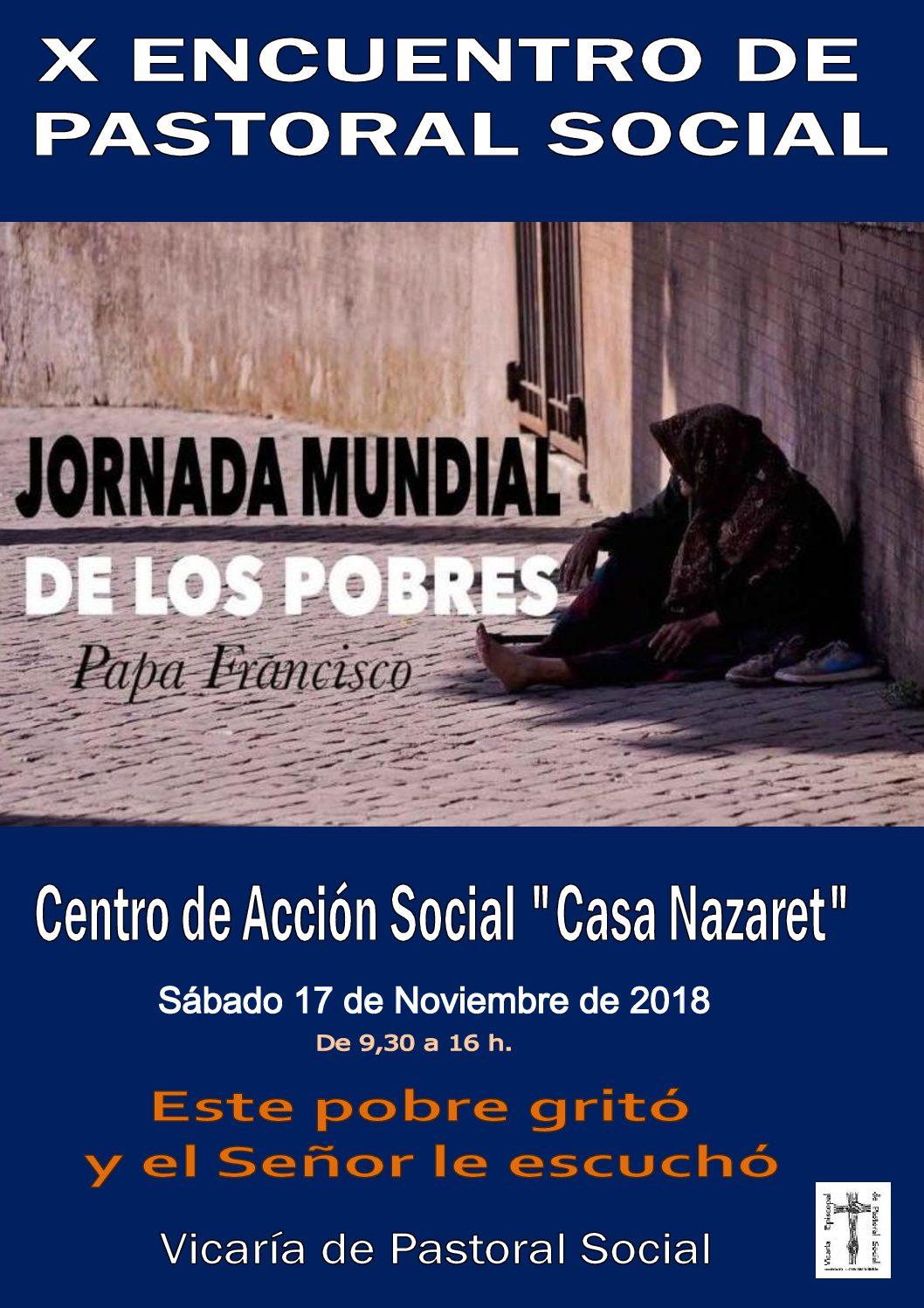 X Encuentro de Pastoral Social
