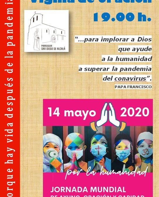 JORNADA MUNDIAL DE AYUNO ORACION Y CARIDAD