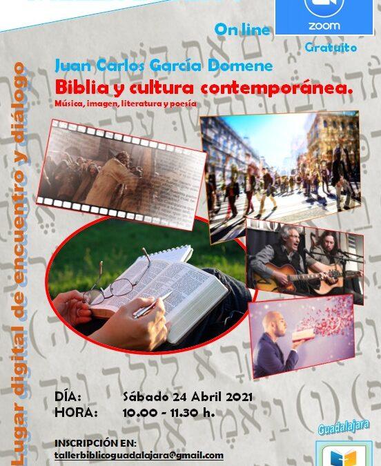 TALLER BIBLÍCO SÁBADO 24 DE ABRIL 2021